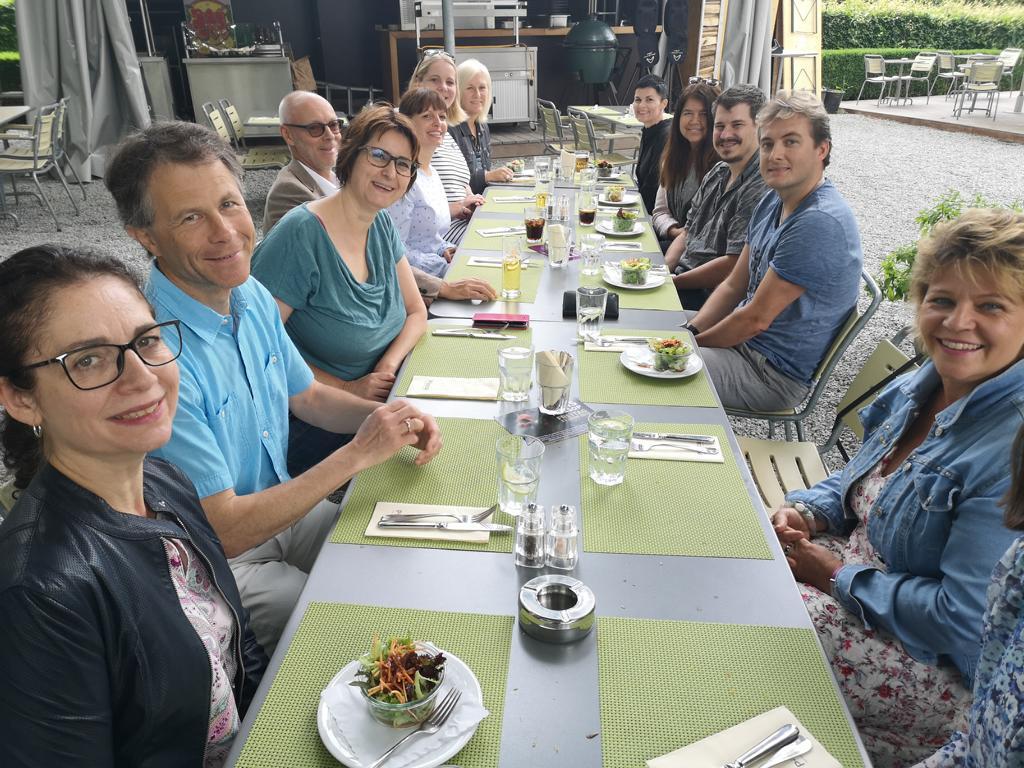 NetWorkingZmittag-Baden-Piazza-Mittagstisch