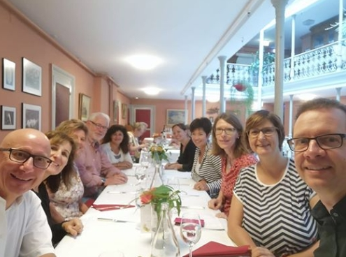 NetWorkingZmittag-August-Restaurant-Blume